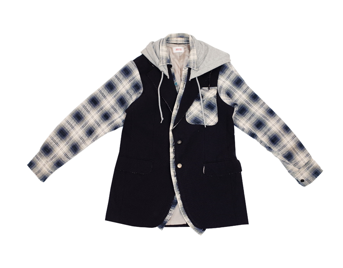 SHADOWCHECK DOCKING JACKET