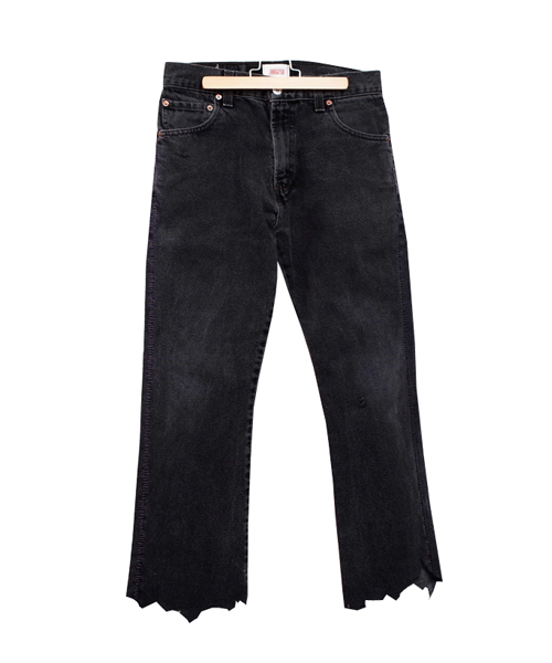 SIDE STITCHED JEANS 002