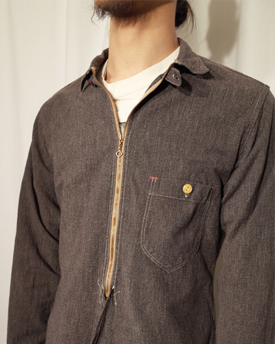 ANACCHRONORM DENIM SHIRT
