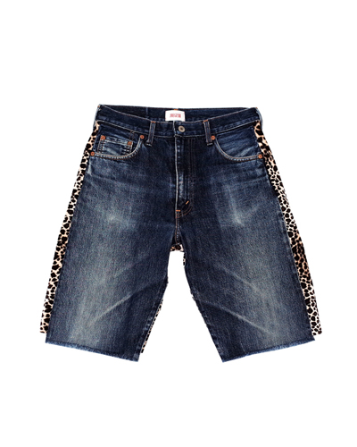 SKATEBORDER 1/2 DENIM (ORIGINAL LEOPARD)001