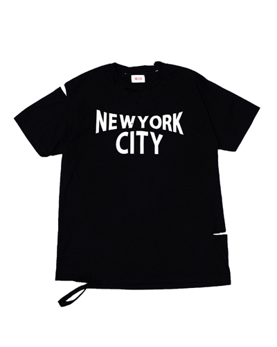 NEW YORK CITY DESTROY VER.(BLK)