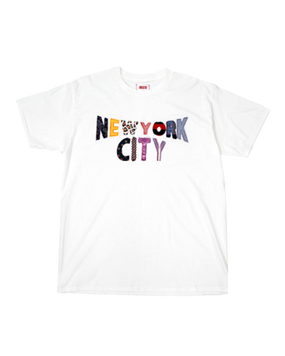 NEW YORK CITY PATCHWORK VER.(WT)