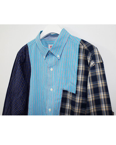 3MIXED SHIRT 027
