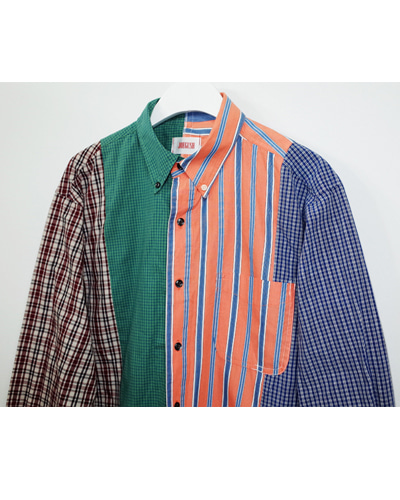 4MIXED SHIRT 026