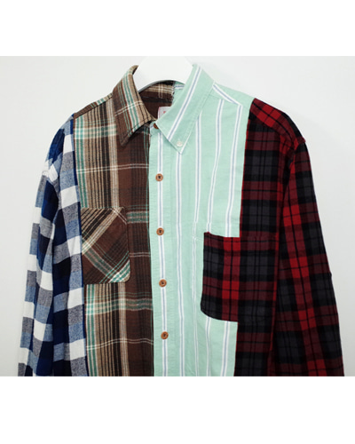 4MIXED SHIRT 027