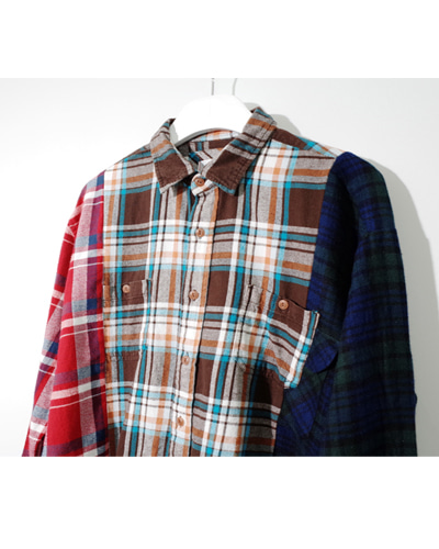3MIXED SHIRT 034