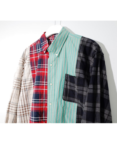 4MIXED SHIRT 033