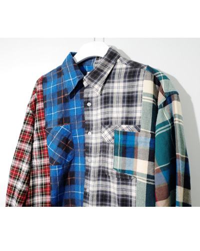 4MIXED SHIRT 034