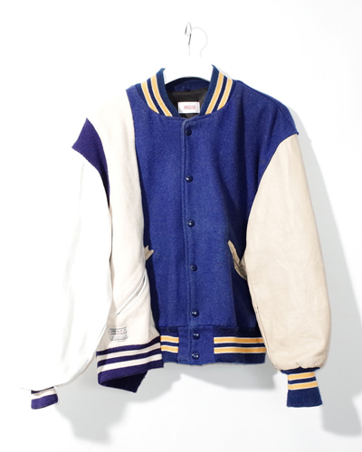 MIXED VARSITY JACKET 004
