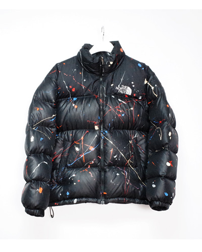 NORTH FACE SPREAD PAINTING