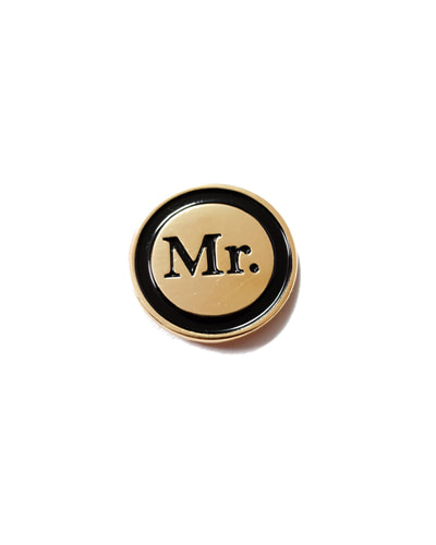 Mr. PIN BADGE
