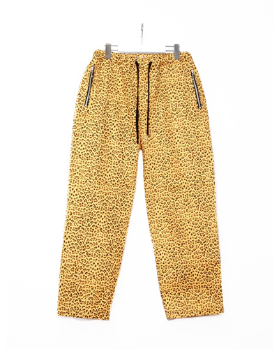 LEOPARD PAJAMA BOTTOMS
