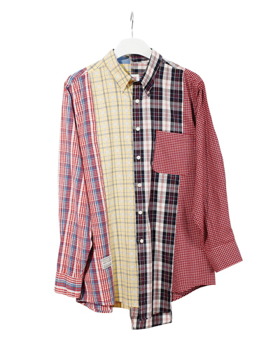 4MIXED SHIRT 003