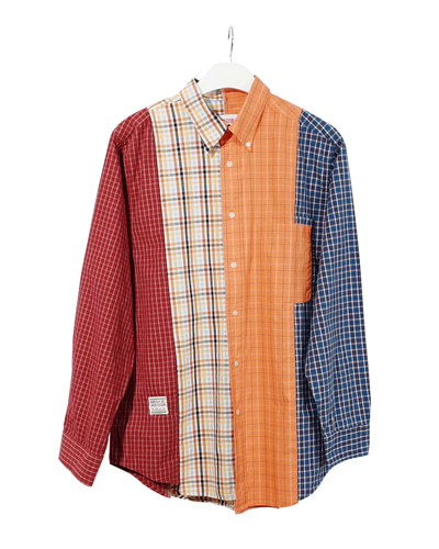 4MIXED SHIRT 004