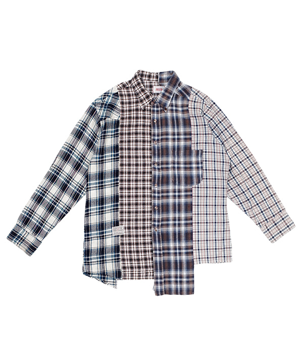 4MIXED SHIRT 001