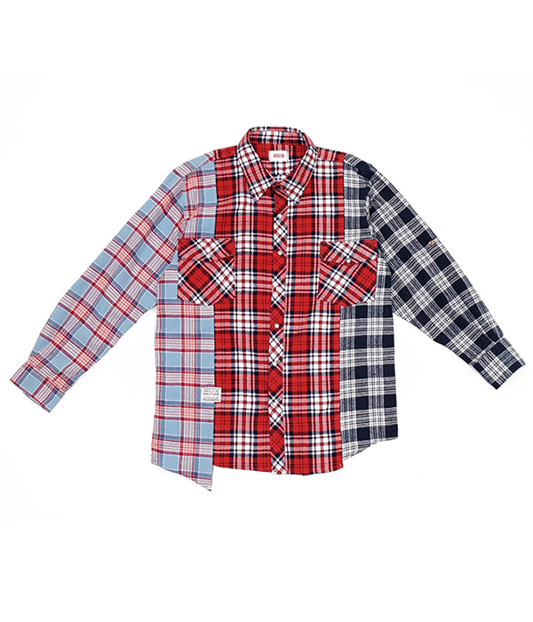 3MIXED SHIRT 001