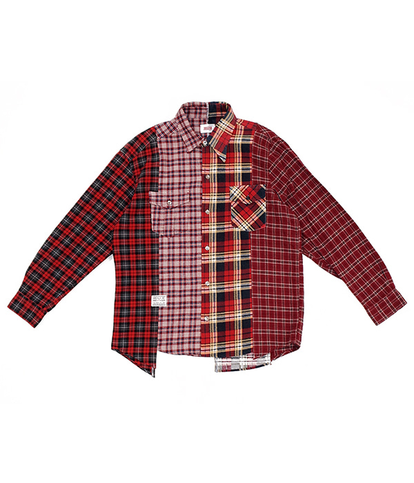 4MIXED SHIRT 002